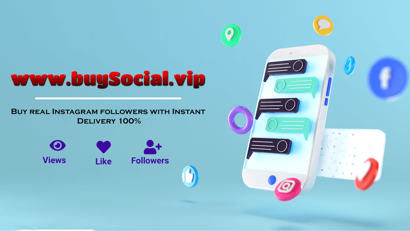 Buy real Instagram followers with Instant Delivery 100%